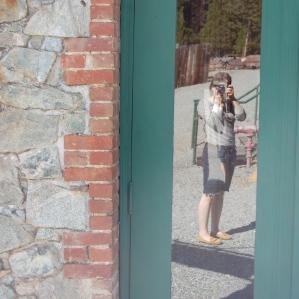 full length window mirror