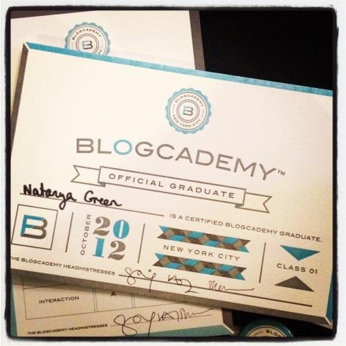 The Blogcademy