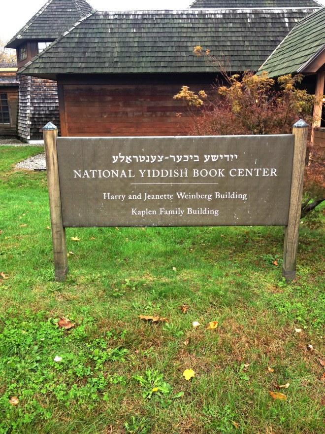 Yiddish-Book-Center
