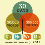 NaNoWriMo web badge