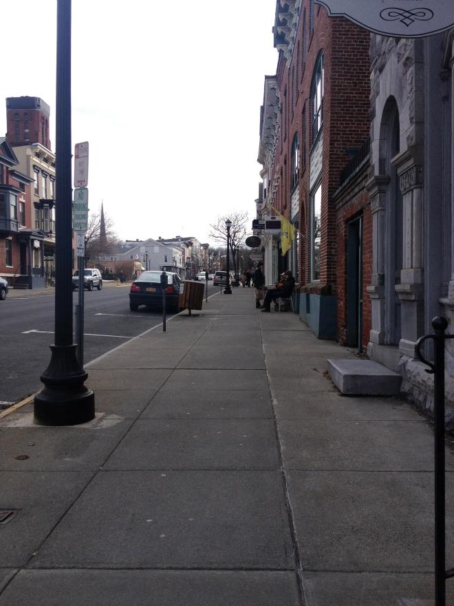 Warren Street - Hudson, NY
