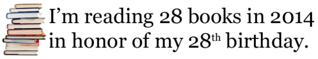 28Booksin2014