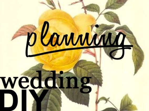 weddingdiy-planning