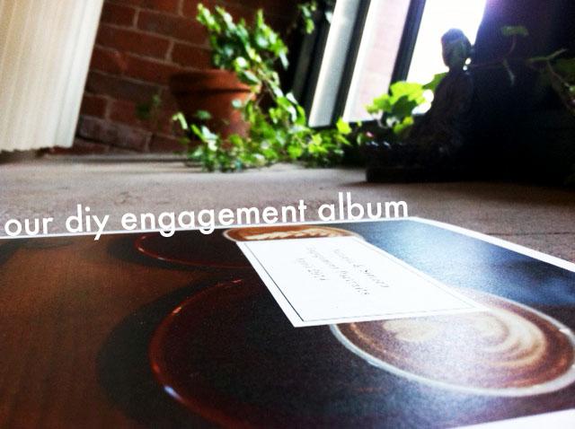 engagement album title