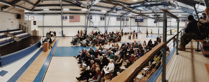 Vermont Town Meeting Day