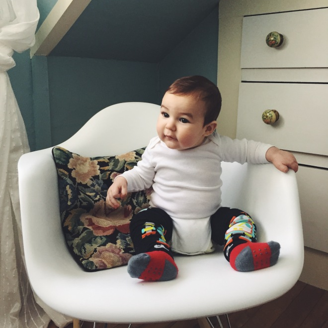 Eli at 7 Months