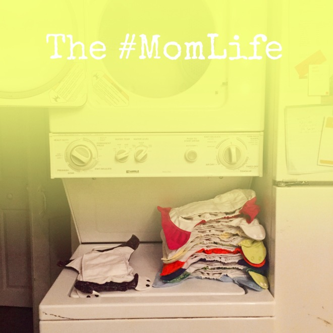 The #MomLife