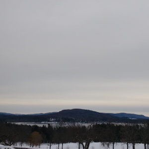 Kripalu Center for Yoga & Health winter time